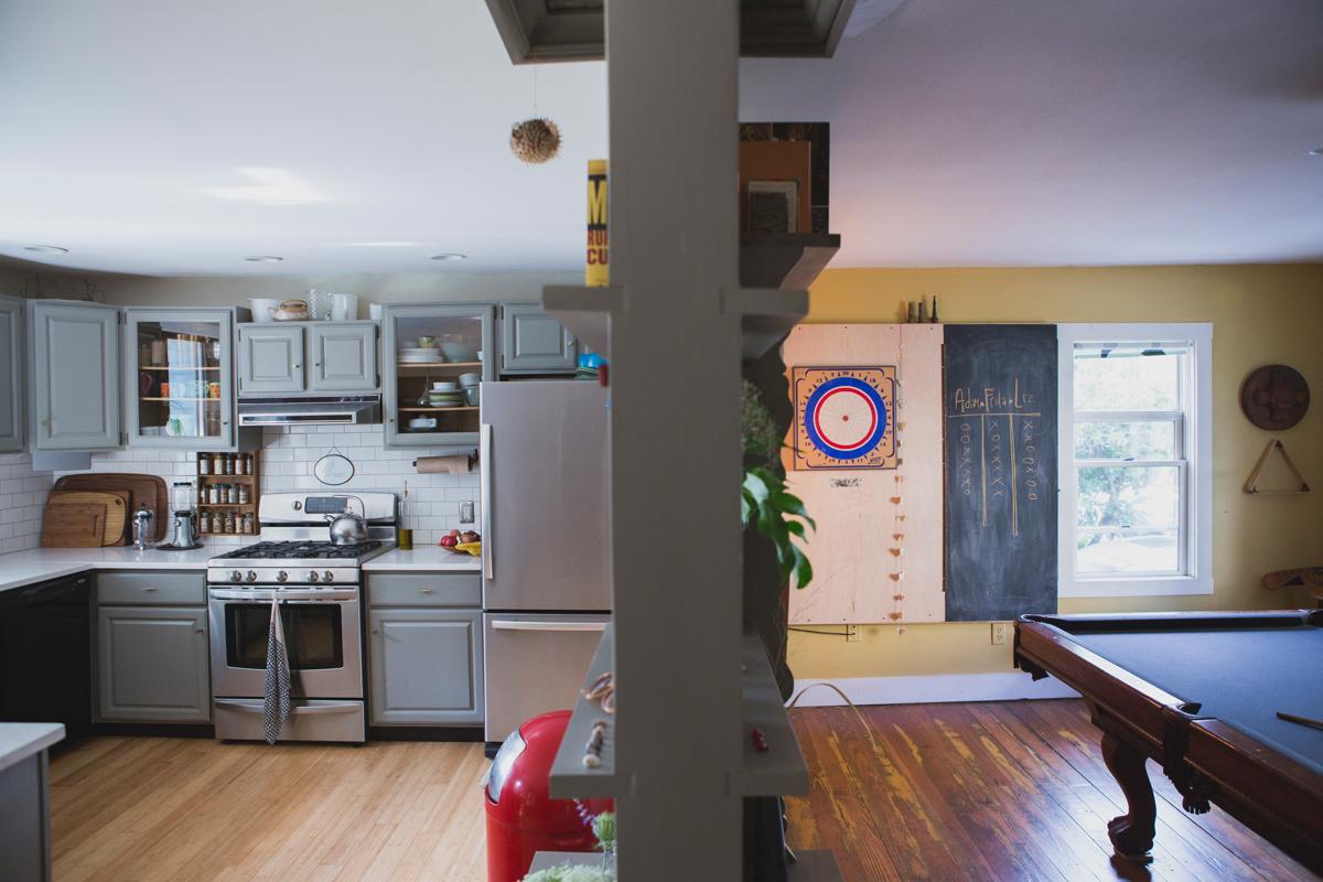 Our House, Interior Design, Sticks and Bricks