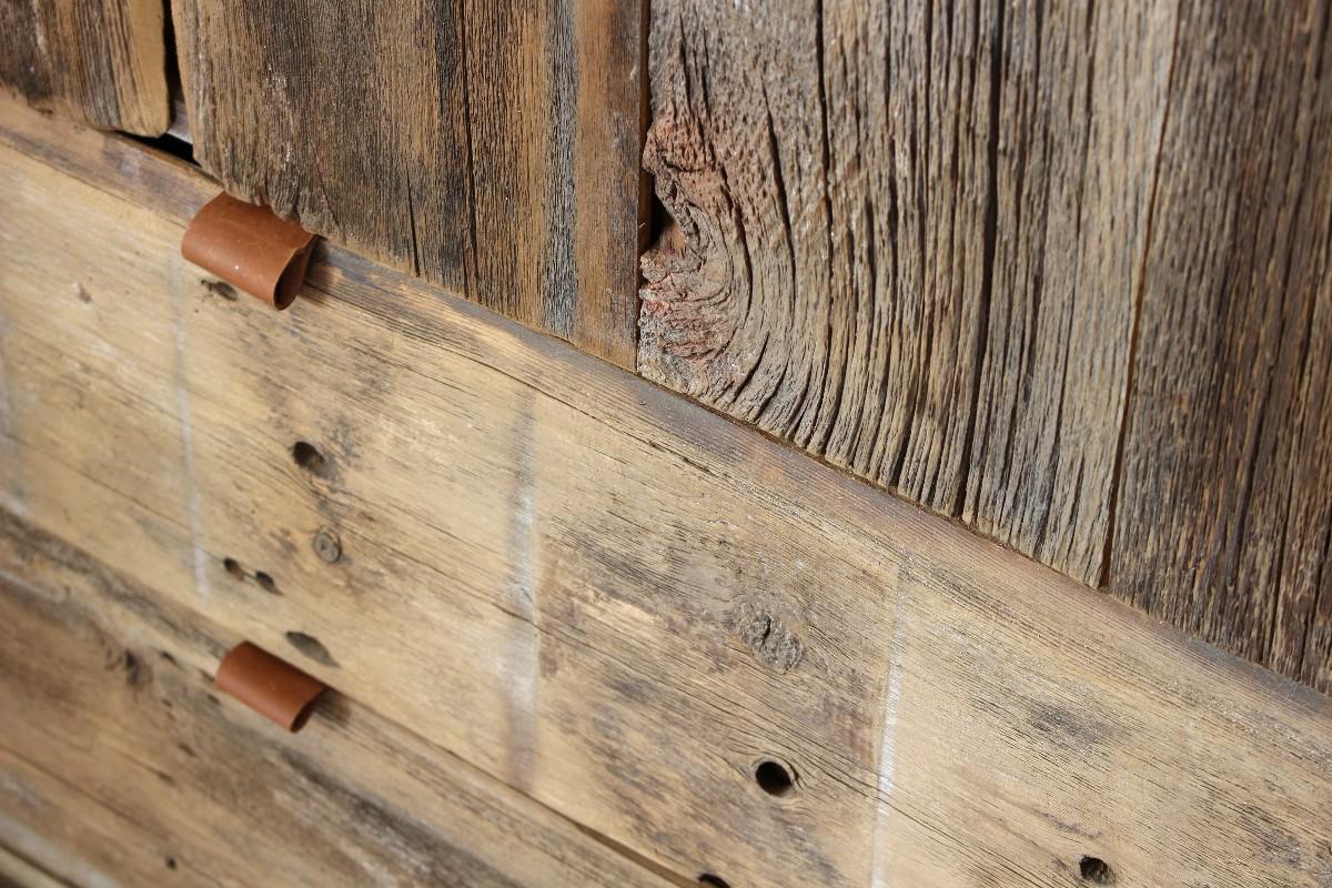 Custom Dresser and Armoire Set Sticks and Bricks