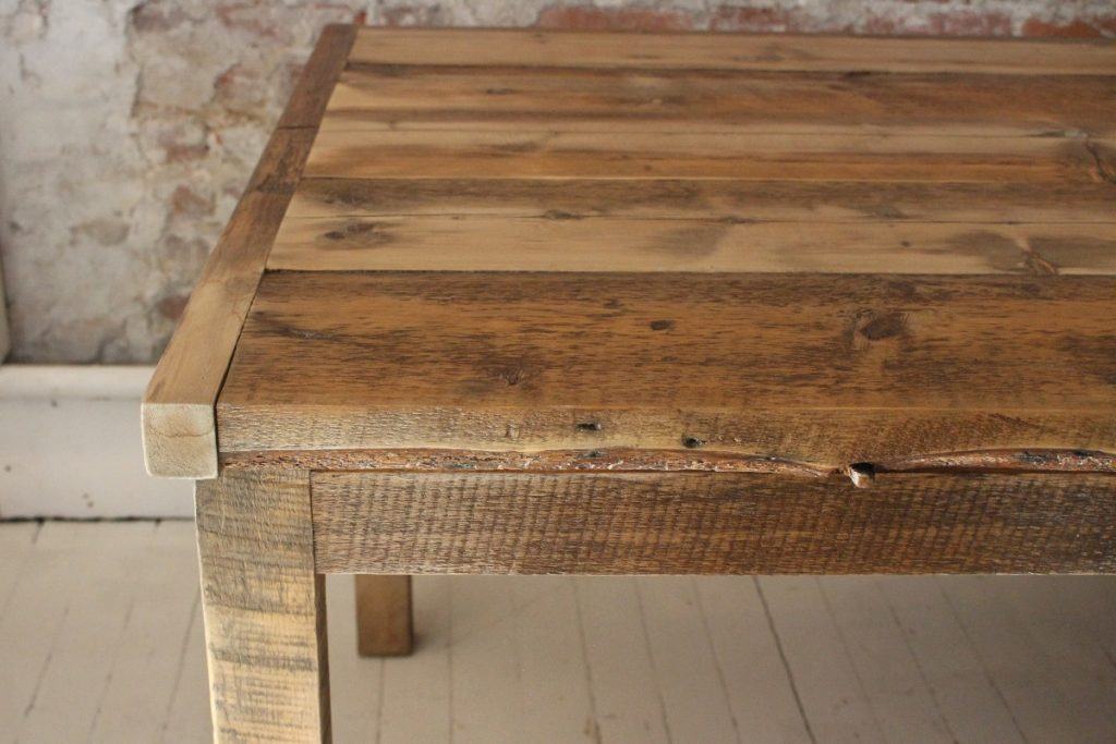 sticks and bricks 2 inch farm table