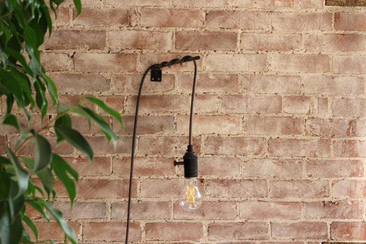 Black Arm Lamps